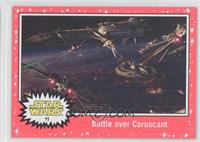 Revenge of the Sith - Battle over Coruscant