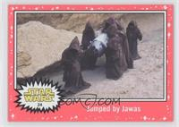 A New Hope - Jumped by Jawas