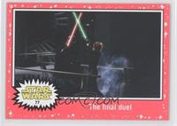 Return of the Jedi - The final duel