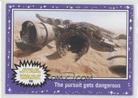 The Force Awakens - The pursuit gets dangerous