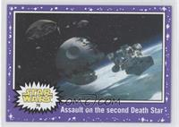 Return of the Jedi - Assault on the second Death Star