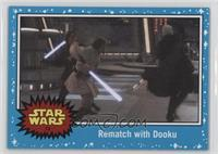Revenge of the Sith - Rematch with Dooku