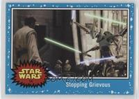 Revenge of the Sith - Stopping Grievous