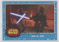 Revenge of the Sith - Jedi vs. Jedi