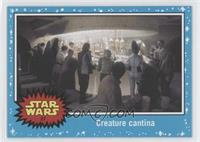 A New Hope - Creature cantina