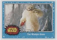 The Empire Strikes Back - The Wampa dines