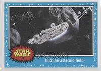 The Empire Strikes Back - Into the asteroid field