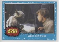 The Empire Strikes Back - Luke's new friend