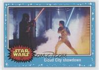 The Empire Strikes Back - Cloud City showdown