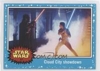 The Empire Strikes Back - Cloud City showdown