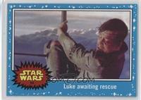 The Empire Strikes Back - Luke awaiting rescue