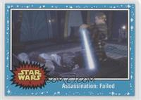 Attack of the Clones - Assassination: Failed