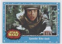 Return of the Jedi - Speeder Bike dash