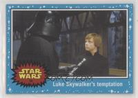 Return of the Jedi - Luke Skywalker's temptation