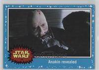 Return of the Jedi - Anakin revealed