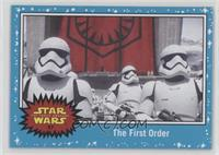 The Force Awakens - The First Order