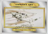 Design of the X-wing