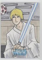 Adam Talley (Luke Skywalker) #/1