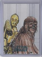 Andrew Jones (Chewbacca, C-3PO) /1