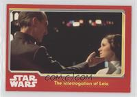 The interrogation of Leia