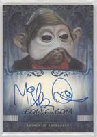 Mike Quinn as Nien Nunb #/25