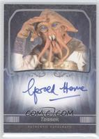 Gerald Home as Tessek