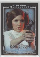 Princess Leia Organa #/299