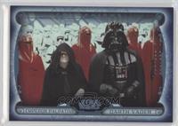 Emperor Palpatine, Darth Vader /299