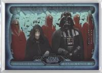 Emperor Palpatine, Darth Vader #/299