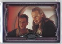 Obi-Wan Kenobi, Qui-Gon Jinn