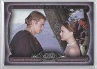 Anakin Skywalker, Padme Amidala