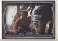 Luke Skywalker, R2-D2