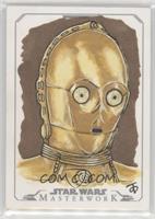 Jenn DePaola (C-3PO) #/1