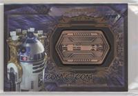 R2-D2, Luke Skywalker's Lightsaber #/129
