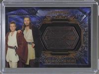 Obi-Wan Kenobi, Qui-Gon Jinn's Lightsaber #/129
