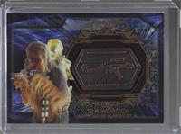 Chewbacca, Stormtrooper Blaster Rifle #/129