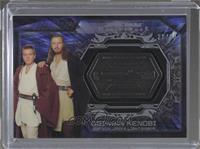 Obi-Wan Kenobi, Qui-Gon Jinn's Lightsaber #/50