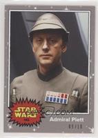 Admiral Piett #/10