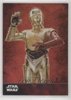 C-3PO #/250