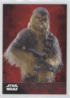 Chewbacca #/100