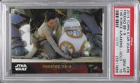 Storyline - Freeing BB-8 [PSA 10 GEM MT] #/100