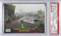Storyline - Pursuit through the wreckage [PSA 10 GEM MT] #/100
