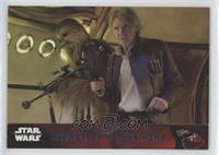 Storyline - Han Solo & Chewbacca return home