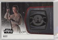 The Resistance - Rey #/179
