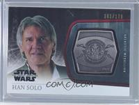 The Resistance - Han Solo #/179