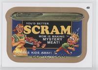 Scram - Checklist