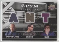 Darren Cross, Paxton, Kurt