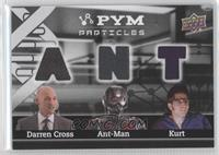 Kurt, Darren Cross, Ant-Man