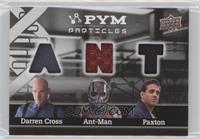 Ant-Man, Darren Cross, Paxton