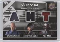 Darren Cross, Hope van Dyne, Ant-Man